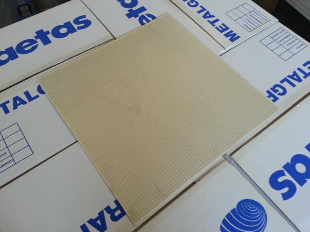 Stocklot Laminated Tiles In Pvc Stock Italy Srl