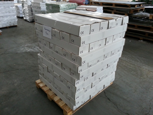 Stocklot Laminated Tiles In Pvc Stock Italy Srl