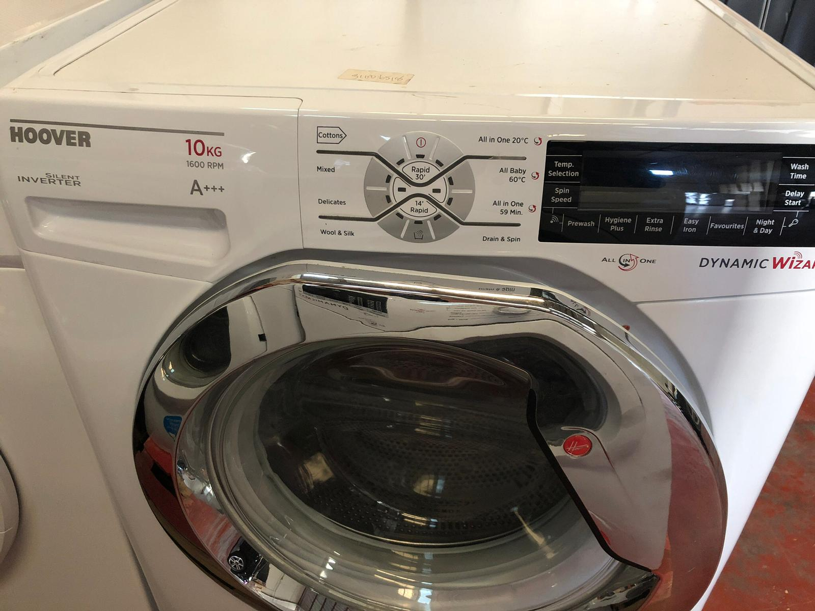 Stocklot washing machines - Stock Italy Srl