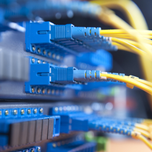 Fibre optics, network infructure and components